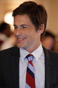 Rob lowe new haircut