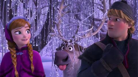 холодное сердце картинки из мультфильма
