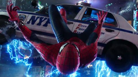 Фильм на телефон человек паук 1