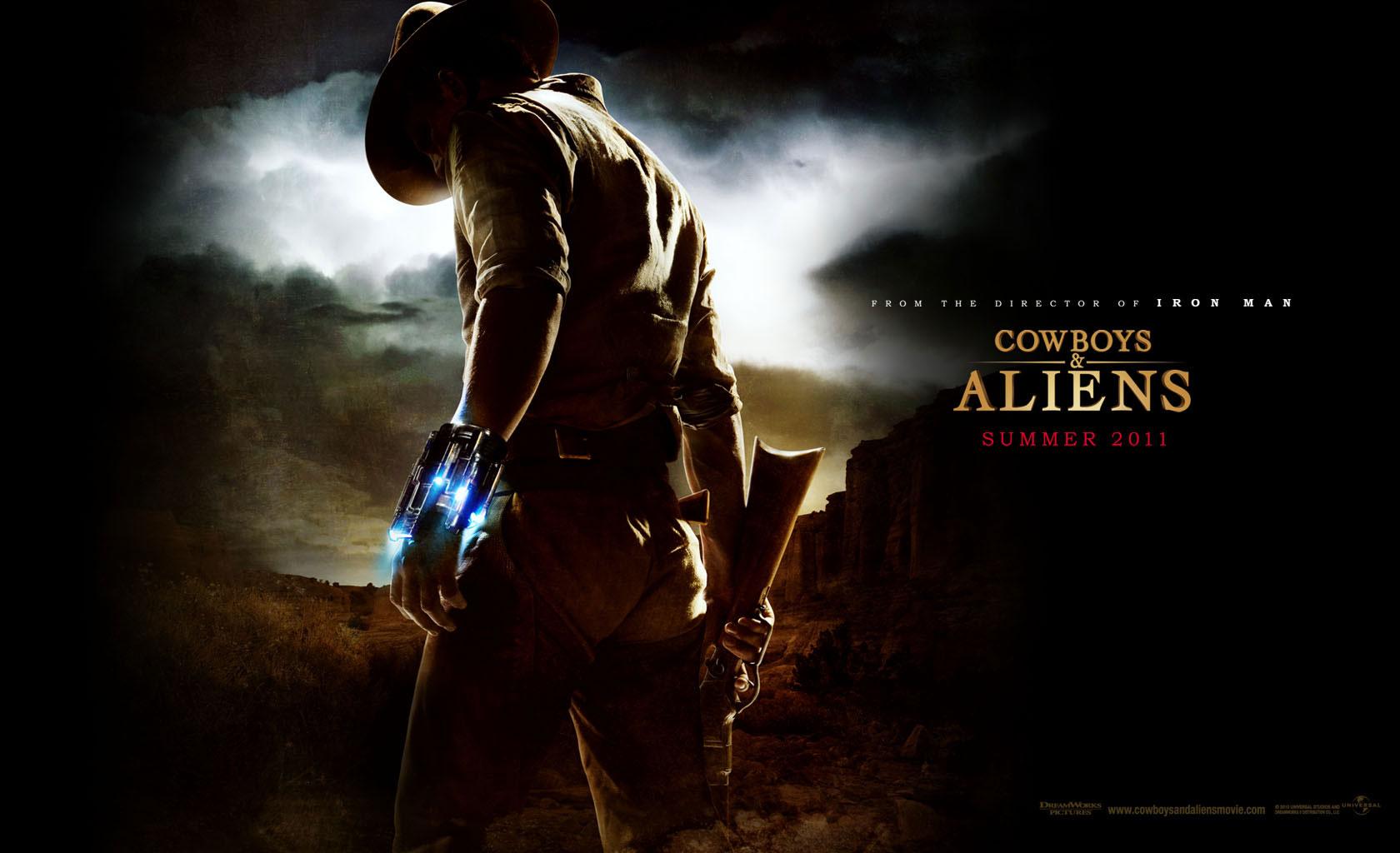 скачать фильм-ковбои против пришельцев бесплатно