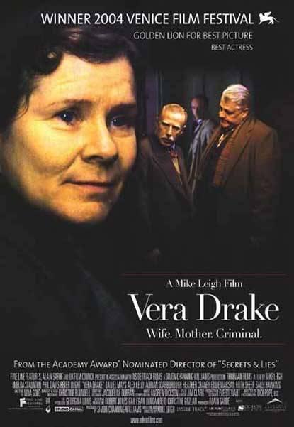 «Вера Дрейк» / 2004